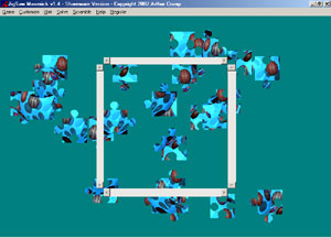 Screenshot of JigSaw Maverick