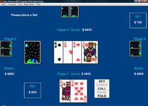 Texas Hold-em Screenshot
